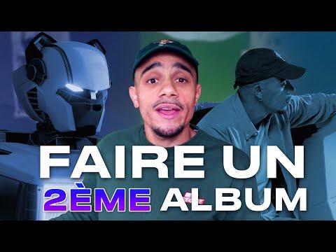 Youtube: MISTER V – FAIRE UN 2EME ALBUM