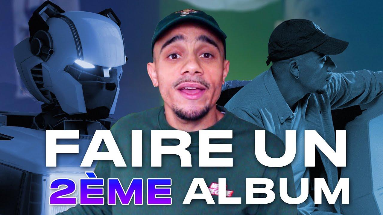 MISTER V - FAIRE UN 2EME ALBUM