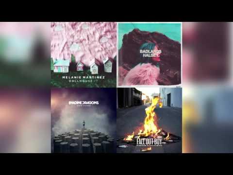 Minimix - Melanie Martinez, Halsey, Imagine Dragons, Fall Out Boy