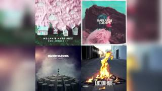 vuclip Minimix - Melanie Martinez, Halsey, Imagine Dragons, Fall Out Boy