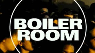David August set from Berlin Boiler Room (09/04/2014)