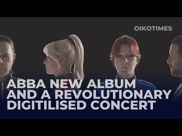 OIKOTIMES 🇸🇪 ABBA REUNION, NEW ALBUM, NEW SONGS, DIGITAL CONCERT