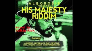 HIS MAJESTY RIDDIM MIX - by Selekta Alex