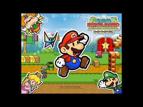 Super Paper Mario Soundtrack