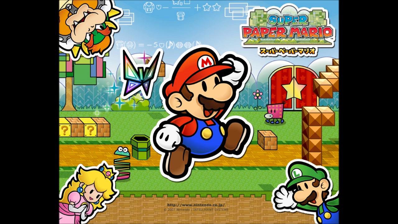 Download Super Paper Mario Soundtrack