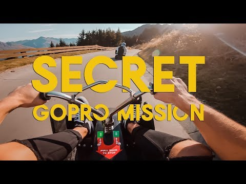 Secret Adventure With GoPro! Cool Dad Vlog