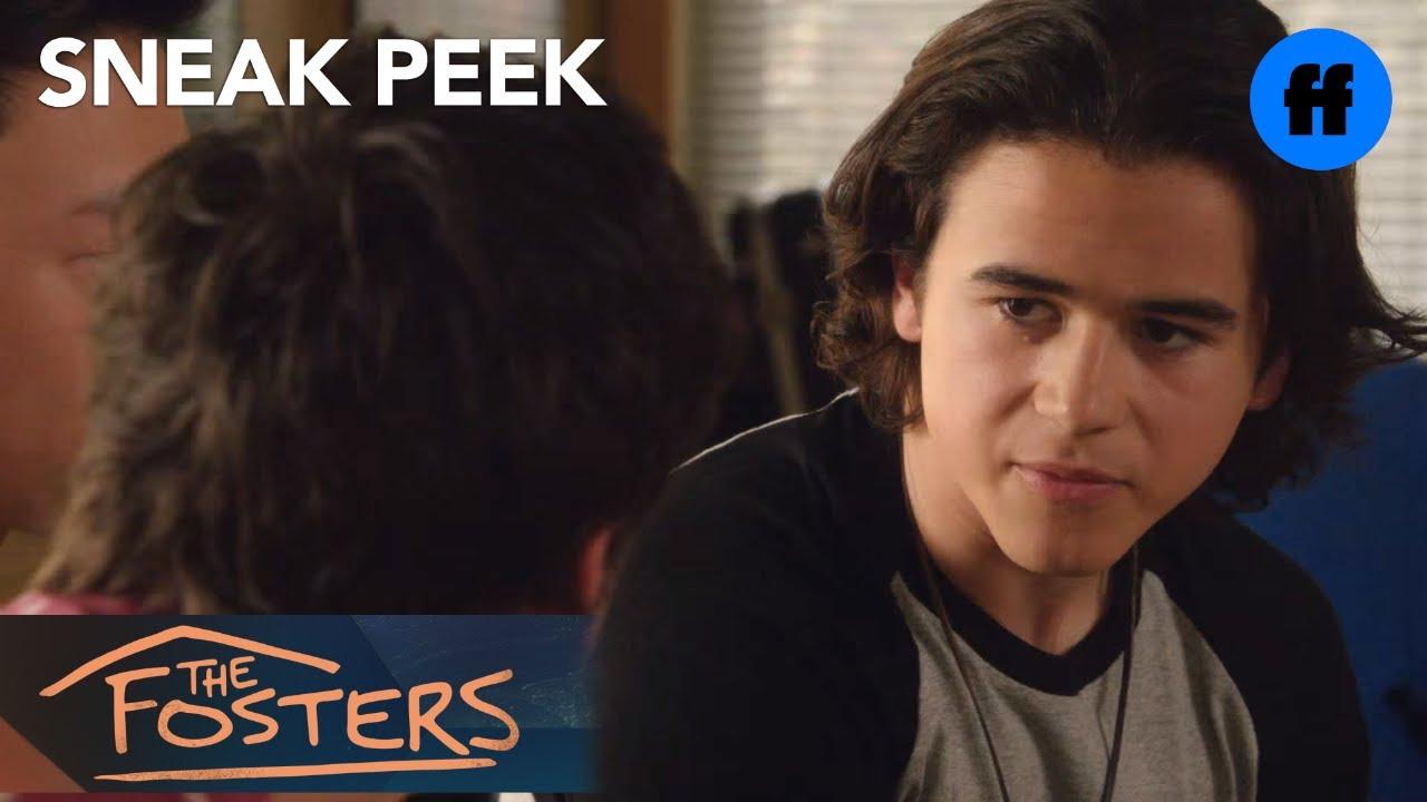 Download The Fosters | Season 3, Episode 9 Sneak Peek: Brandon and Tony | Freeform