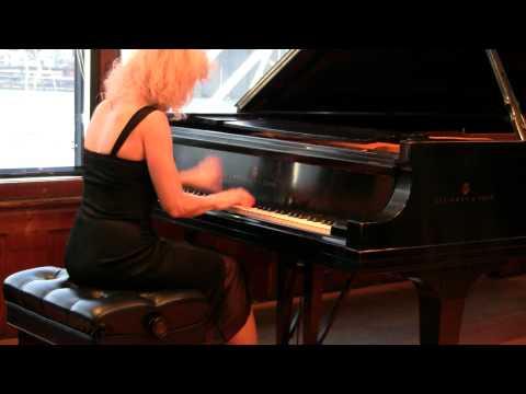 Liszt: Concert Etude 'Un Sospiro' - by Sophia Agranovich