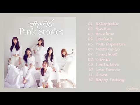 Apink - Pink Stories Full Album [3rd Japanese Album]