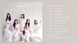 Apink - Pink Stories Full Album [3rd Japanese Album]