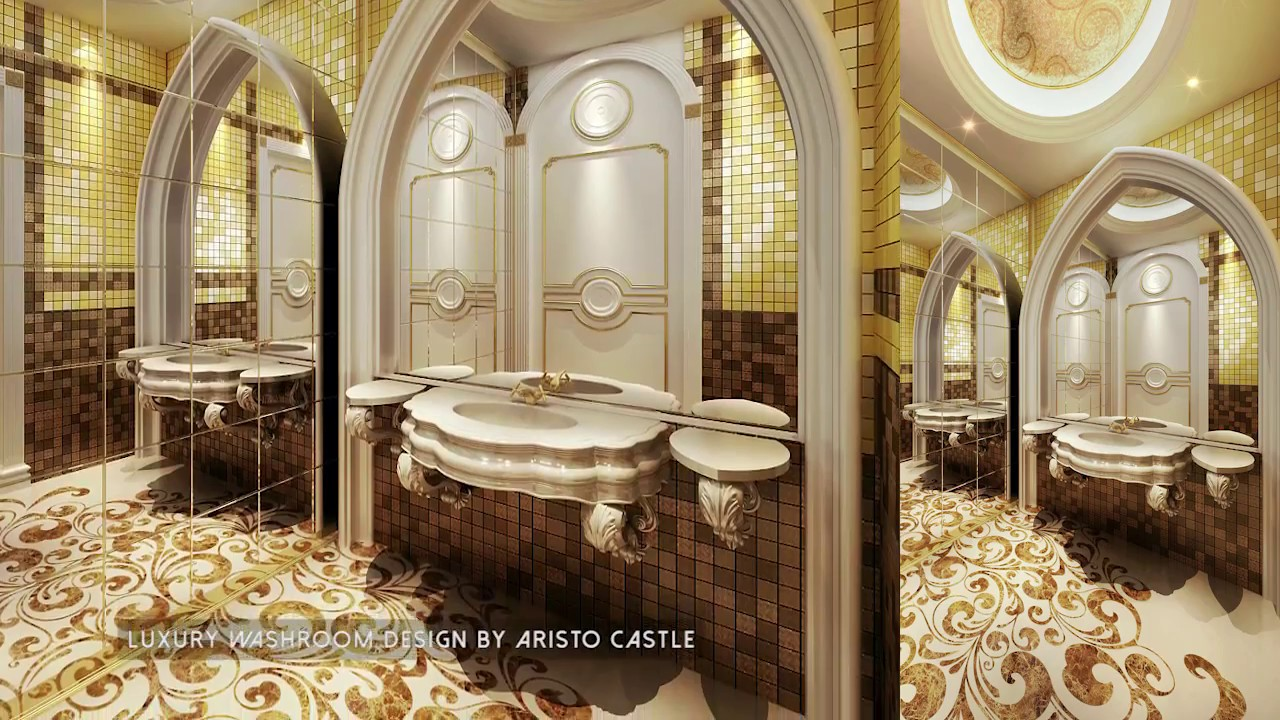 luxury interior designaristo castle interior design - youtube