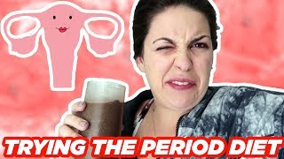 "I Tested The ""Period Diet"" To Help With PMS"