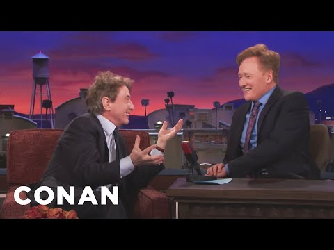 Martin Short: Al Pacino Thought I Was A Waiter  - CONAN on TBS