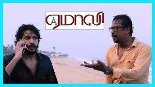 Yemaali Climax Scene | Yemaali Scenes | Sam Jones attempts to murder Athulya Ravi