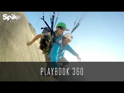 Paragliding with Nick Greece - Playbook 360
