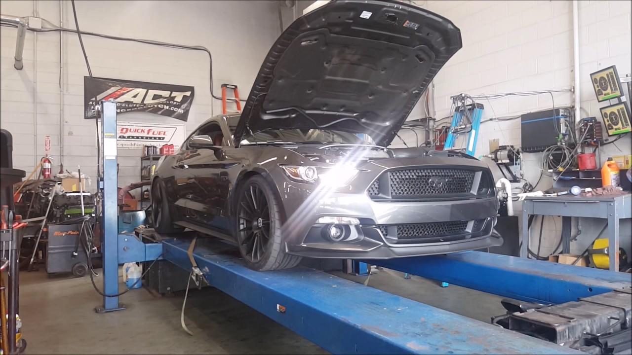 2015-2017 Mustang S550 Intake Manifolds