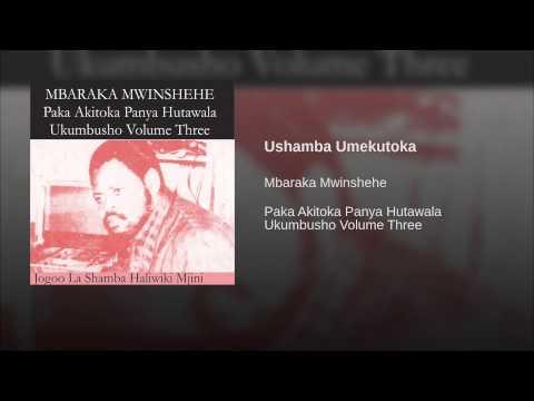 Ushamba Umekutoka