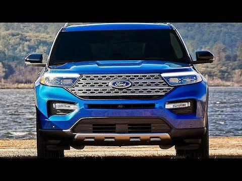 2020フォードエクスプローラーインテリア、エクステリアと運転 Ford Explorer