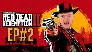 RED DEAD Redemption 2 LIVE Gameplay Ep 2