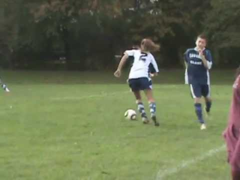 Kumpf 2012 Boys vs. Girls Soccer Game - YouTube