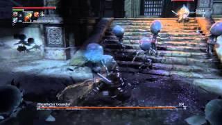 Bloodborne: Boss Himmlischer Gesandter
