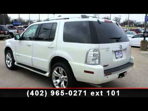 2009 Mercury Mountaineer Diers Ford Fremont Ne 68025