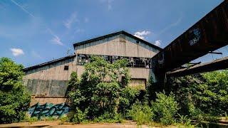 Abandoned Factory Gary Indiana