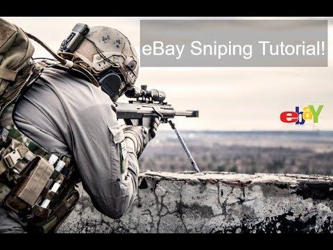 eBay Drop Shipping Sniping Tutorial!