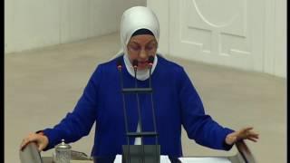 dr ravza kavakci kan istanbul milletvekili 28 02 2017 genel kurul konuşmasi