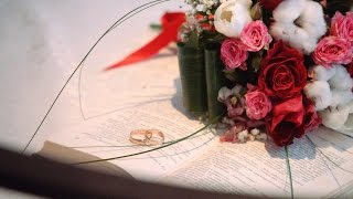 Видеосъёмка свадьбы в Йошкар-Оле. Видеооператор на свадьбу. Свадебный фильм - Юля и Андрей