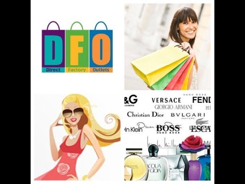 DFO -DIRECT FACTORY OUTLET SHOPPING CENTRE