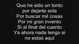 Repeat youtube video Voy A Olvidarme De Mi - Carlos Vives - CON LETRA