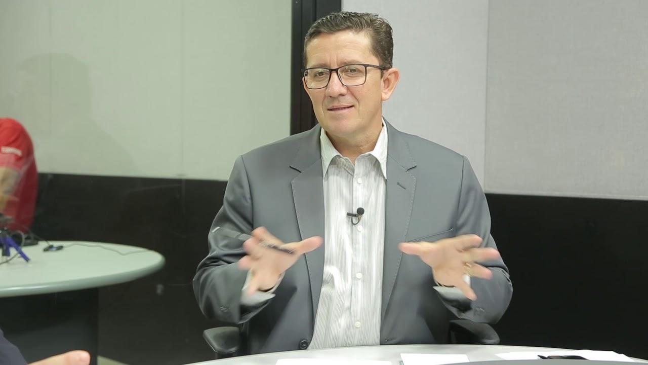 Cenário CBN: superintendente do Banco do Brasil em Mato Grosso do Sul, Sandro Grando