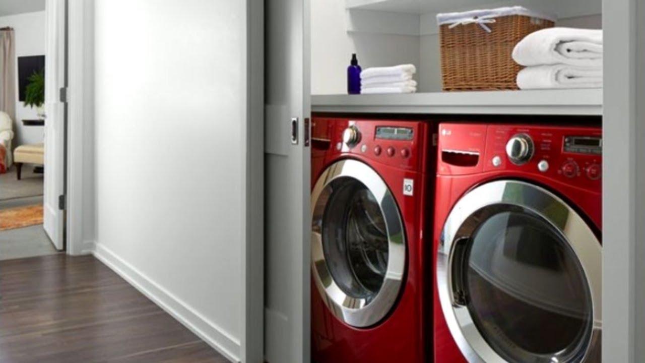 50 Small Laundry Room Ideas Youtube
