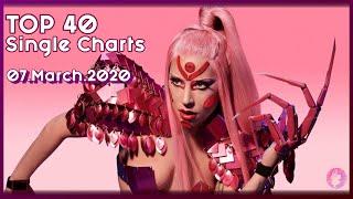 TOP 40 SINGLE CHARTS | 07//03//2020 | ILMC