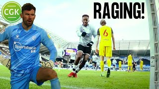 That CHEEKY Jamal Lowe GoPro Celebration | Initiation Song | Away Days | Ben Foster - The Cycling GK