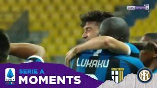 Drama Combeack Inter Vs Parma Untuk Jaga Asa Perburuan Gelar | Serie A 19/20 Moments