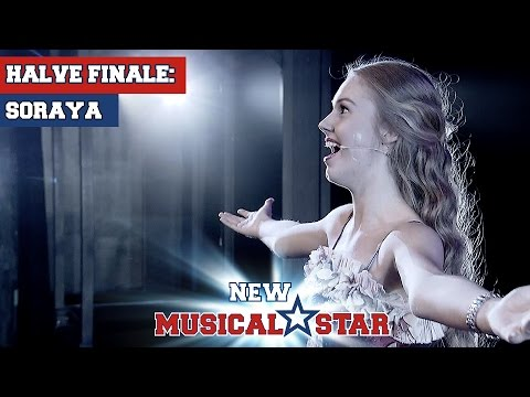 Soraya - Denk aan mij (Phantom) | New Musical Star