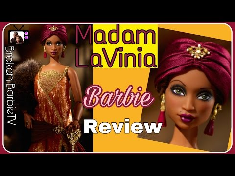 Barbie Collector Gold Label ARTICULATED CURVY BARBIE Doll Review