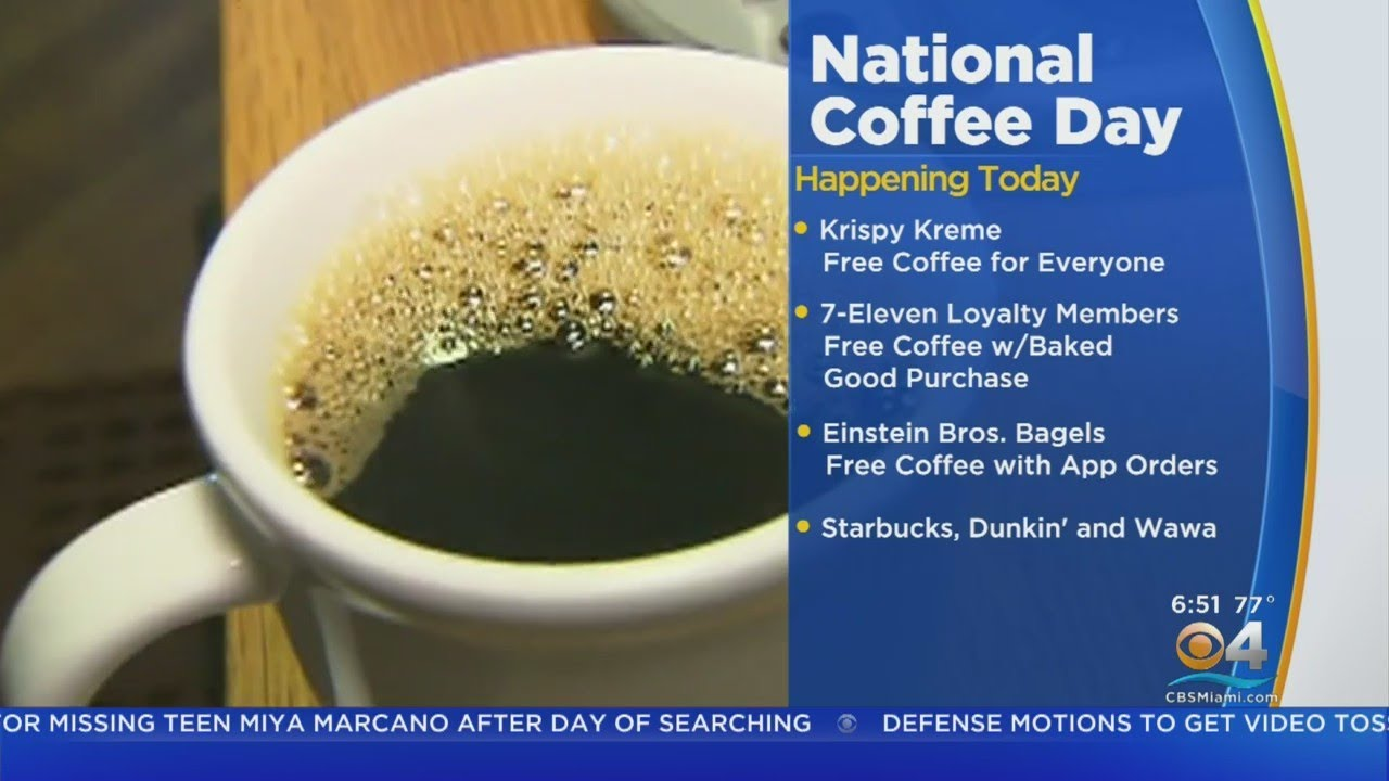 C-Stores Celebrate National Coffee Day
