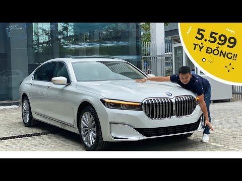 Đánh giá BMW 740Li 2020 giá gần 5,6 tỷ đồng: Đẳng cấp siêu công nghệ cho doanh nhân |Autodaily.vn|