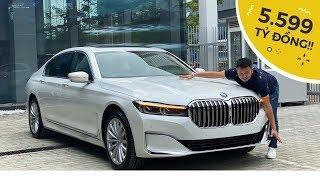 Đánh giá BMW 740Li 2020 giá gần 5,6 tỷ đồng: Đẳng cấp siêu công nghệ cho doanh nhân  Autodaily.vn 