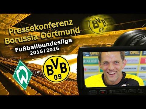 """SV Werder Bremen - Borussia Dortmund: Pk mit """"Papa"""" Sokratis und Thomas Tuchel"""