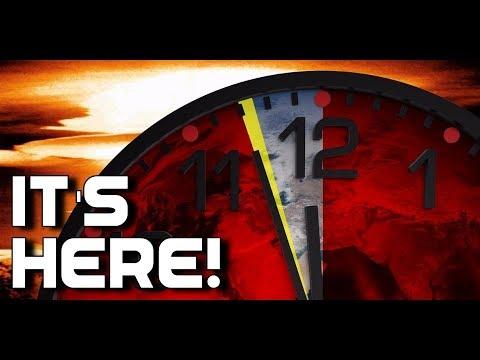 DOOMSDAY CLOCK TO STRIKE MIDNIGHT In 2017/2018?? (Part 1)