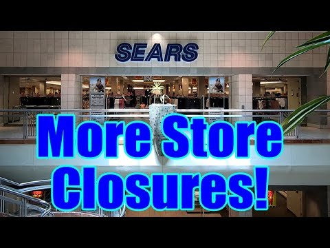 Sears At Metrocenter Mall | More Sears Closures & News! | Retail Archaeology