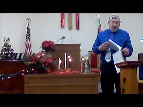 The Bethlehem Baby Luke 2:12 (12-17-17)