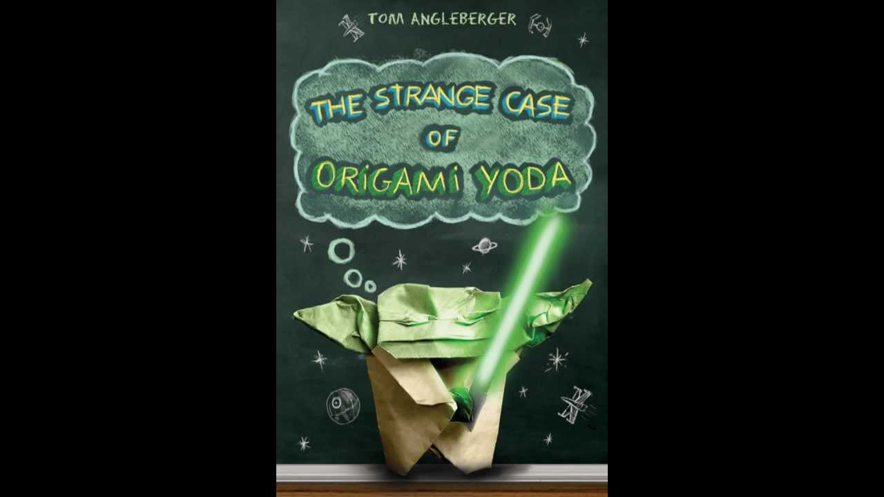 Strange Case Of The Origami Yoda