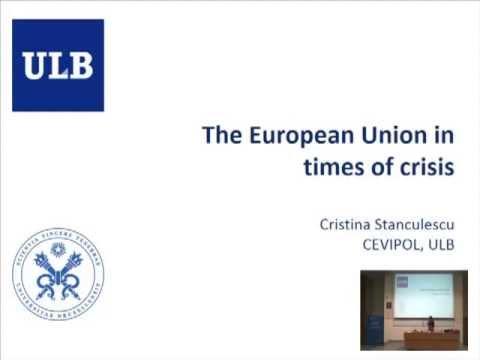 Dr Cristina Stanculescu (Universite Libre de Bruxelles)