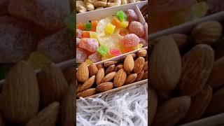 Подарочный набор орехов NutsBox обзор, отзыв, распаковка, unboxing, Натс Бокс, Nuts Box Киев, орехи