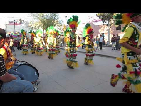 Danza de Guadalupe by Las Colonias - Salinas de Hidalgo, San Luis Potosi, Mexico